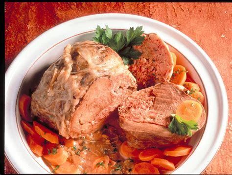 cuisine viande coeur de veau farci recettes de cuisine la viande fr