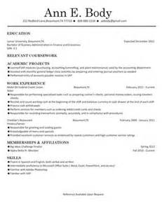 resume fluent in chronological exle 1 by lamar dept of career and testing services issuu