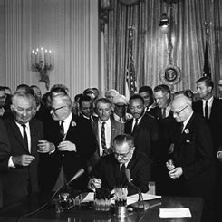civil rights act    house  representatives history art archives