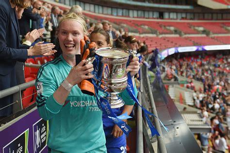 Hedvig Lindahl won FA Women's Cup - LTA Agency