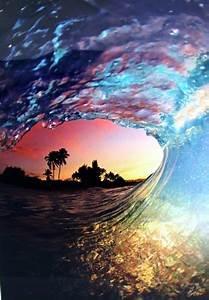 Cool Wave Wallpaper