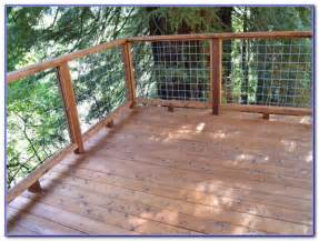 horizontal deck railing ideas decks home decorating ideas 4d5opxqxl3