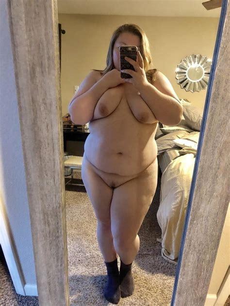 Naked Bbw Selfie BooBerry