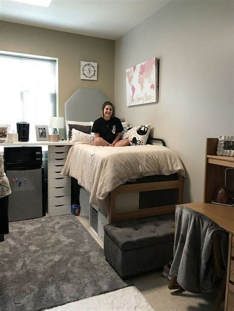 awesome dorm room college decor ideas  design