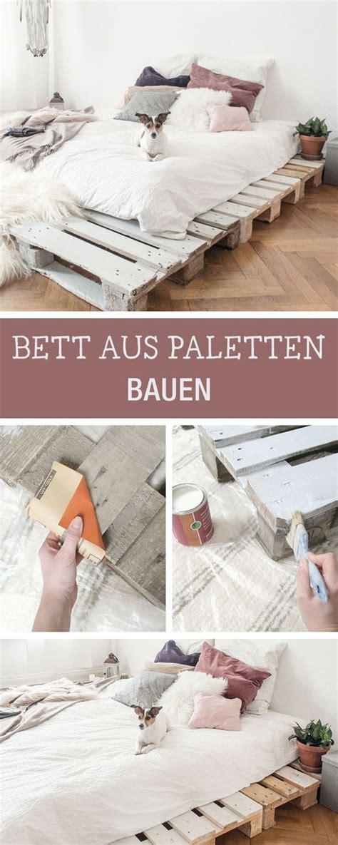 Bett Aus Paletten Anleitung by Best 25 Pallet Loft Bed Ideas On Loft Boards