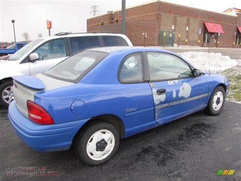 1996 Dodge Neon by 1996 Dodge Neon Coupe In Brilliant Blue Photo 2 557623