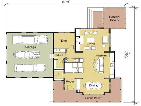 cottages floor plans modern cottage floor plans modern floor plans one bedroom