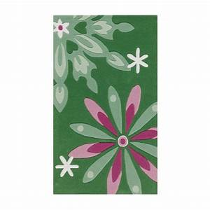 arte espina tapis fleurs rose et vert With tapis chambre bébé avec fleurs cadeaux anniversaire