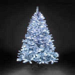 buy cheap flocked tree compare house decorations prices for best uk deals