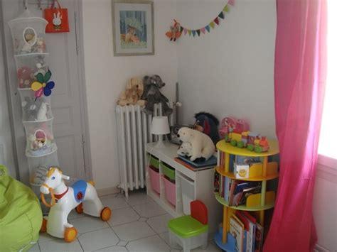 comment bien organiser une chambre bébé