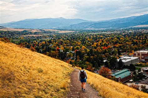 Most Beautiful Campus in America, University of Montana ...