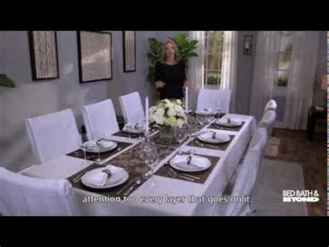 dressing   dining room table youtube