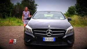 Mercedes Classe A 180 : mercedes classe a 180 blueefficiency 2013 test drive youtube ~ Maxctalentgroup.com Avis de Voitures