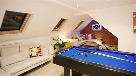 Games Loft Extension  Contemporary  Family & Games Room. Pic Of Kitchen Design. Mexican Kitchen Design. Small White Kitchens Designs. Kitchen Design Ideas Pinterest. Black Kitchens Designs. Small Kitchen Cabinet Designs. Kitchen Design Styles Pictures. Kitchen Trolley Designs