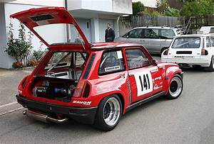 Renault 5 Turbo 2 A Restaurer : the mighty renault r5 turbo 2 ~ Gottalentnigeria.com Avis de Voitures