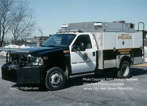FDNYtrucks.com (Jersey City Police)