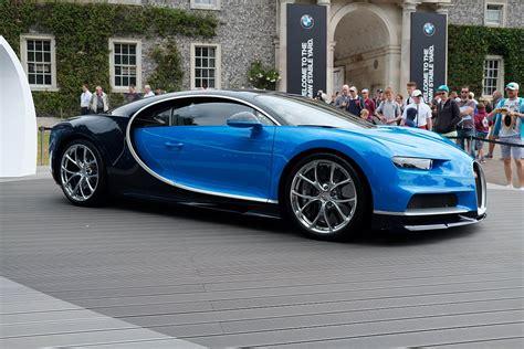 Bugatti Chiron — Wikipédia