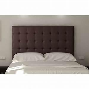 SOGNO Tête de lit capitonnée adulte 140cm PU Achat / Vente tête de lit SOGNO tête de lit 140cm