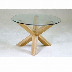 Coffee tables ideas small round glass top coffee table for Glass top circle coffee table