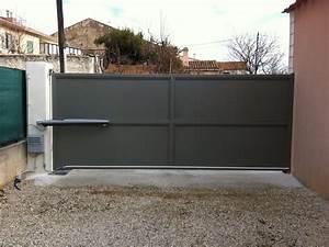 Portail Alu Battant 3m50 : motorisation portail 1 vantail 3m50 came automatisme ~ Dailycaller-alerts.com Idées de Décoration