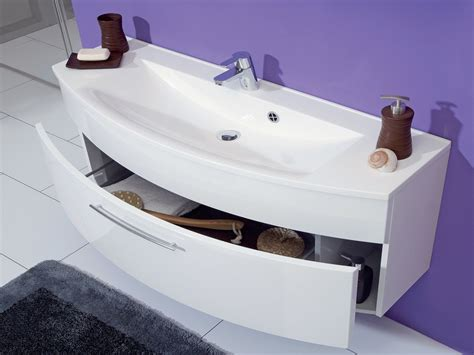 Waschbecken Mit Unterschrank 40 Cm Tief