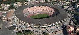 Stadio San Paolo - S.S.C. Napoli Guide | Football Tripper