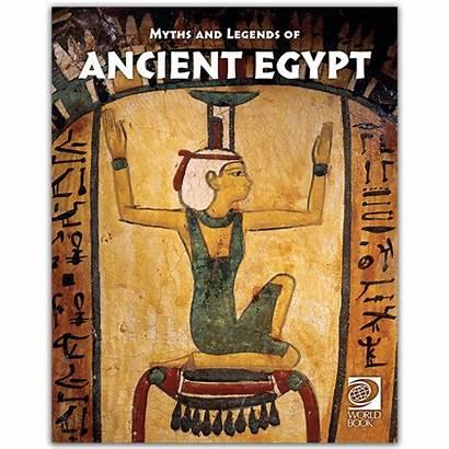 Legends Ancient Egypt Myths Famous Mythology Books