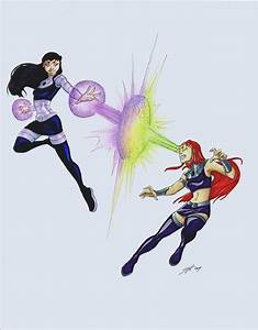 81 best teen titans go starfire ve blackfire images on ...