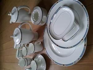 Villeroy Und Boch Geschirr : villeroy boch kaffeeservice bari bone china in wiesbaden geschirr und besteck kaufen und ~ Frokenaadalensverden.com Haus und Dekorationen