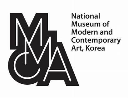 Museum Korea National Contemporary Logos