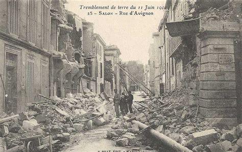 la rue d avignon au lendemain du 11 juin 1909 salon de