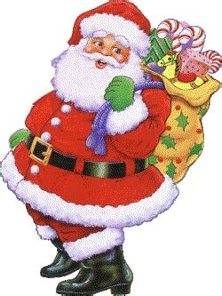 moving santa claus santa claus animated images gifs pictures animations 100 free