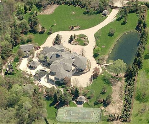 Eminem's Home  Rochester Hills  Celebrity Homes