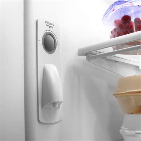 whirlpool gxfhtxts  cu ft french door refrigerator  internal water dispenser digital