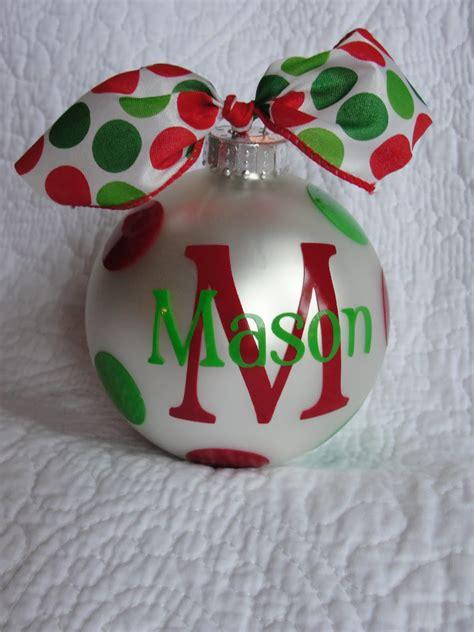Rantin' & Ravin' Homemade Ornaments