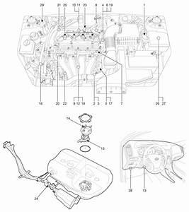 2015 Hyundai Sonata Engine Diagram