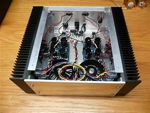 Sold  Diy Class A Amplifier