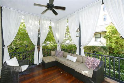 patio patio curtain home interior design