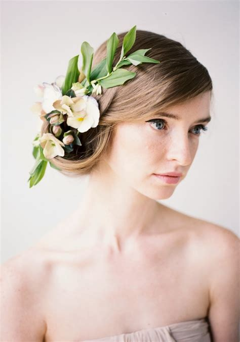 wedding hairstyles spring   wonderful ways  wear