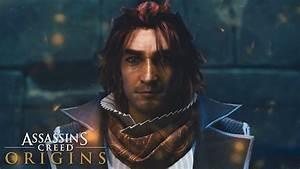Assassin's Creed Origins - Ardyn summons Bahamut CUTSCENE ...