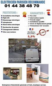 Electricien Paris 16eme : electricien paris 16 familial au 01 44 38 79 60 ~ Premium-room.com Idées de Décoration