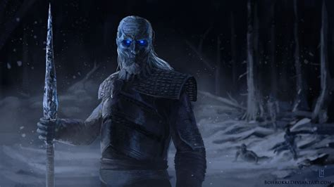 white walkers artwork hd hd tv shows  wallpapers