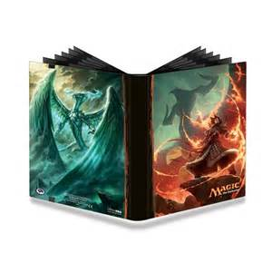 ultra pro pro binder holds 360 cards mtg fate reforged