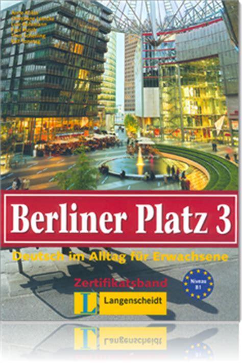 learn berliner platz 1 2 3 audio cd
