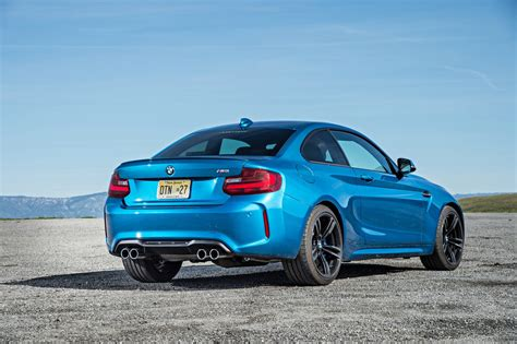 2016 Bmw M2 First Test Review