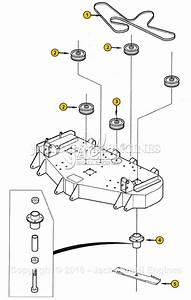 Encore Deck Mower Parts Diagram For Deck Mower