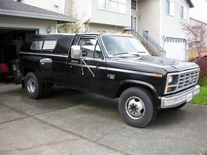1985 Ford F-350 Dually Diesel