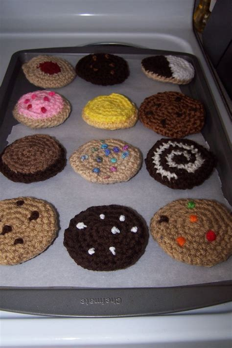 crochet cuisine 1000 ideas about crochet food on play food