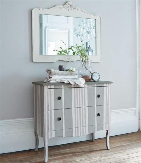 cuisine du monde miroir blanc romantica maisons du monde photo 15 20 en