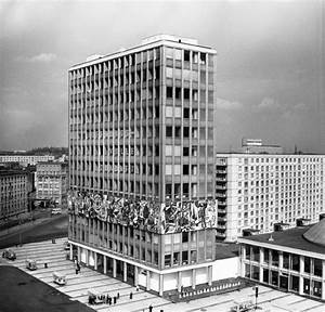 German post-war modernism: The Architectural Legacy of the ...